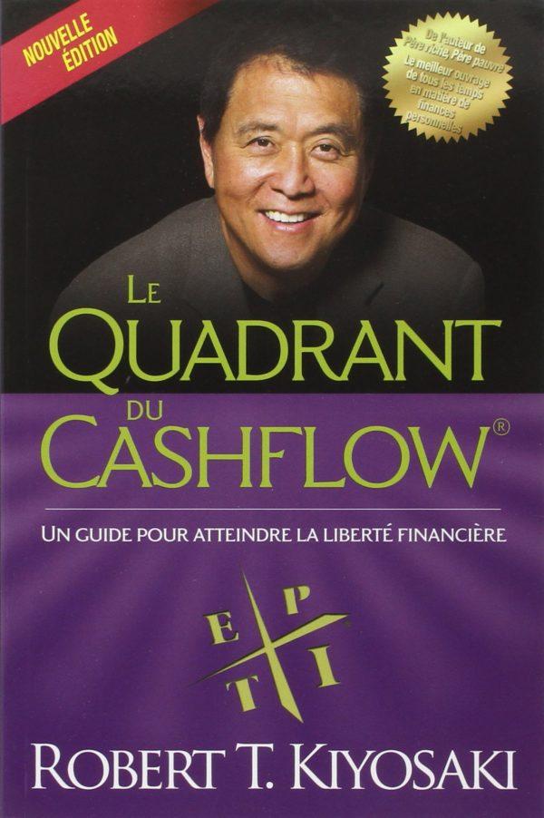Le quadran du cashflow - Robert Kiyosaki