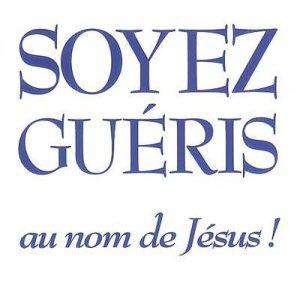 Soyez guéris au nom de Jésus Joyce Meyer