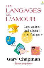 les 5 langages de l'amour Gary Chapman