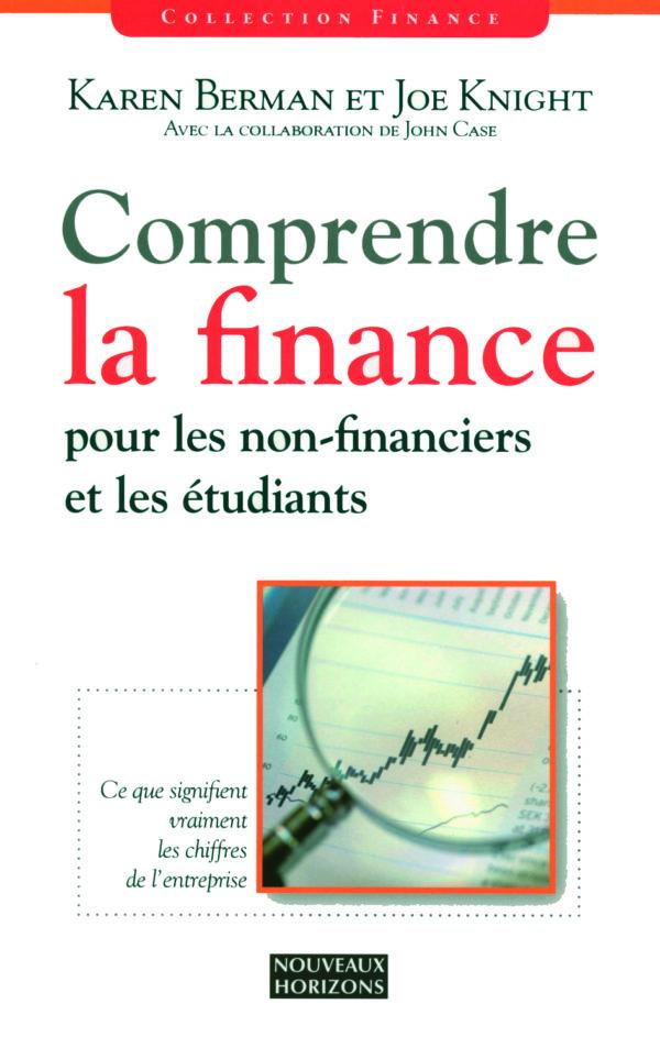 comprendre la finance Nouveaux Horizon