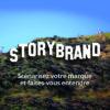 Storybrand scénarisez votre marque Donald Miller nouveaux horizons