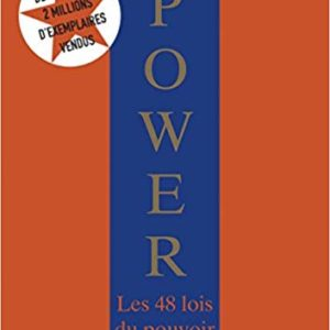 Power les 48 lois du pouvoir Robert Greene